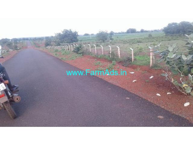 38 Acres Agriculture Land for Sale near Zahirabad,Mumbai highway