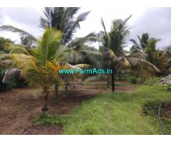 1.5 Acre Coconut Farm Land for sale at Kinathukadavu, Pollachi.
