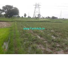 1 Acre 11 Guntas Agriculture Land for Sale near Gomaram