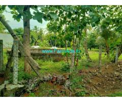 3 acres farm land for sale at Tiruporur near kottamedu