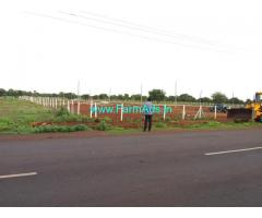 6.47 Acres Highway facing Land for Sale at Zaheerabad