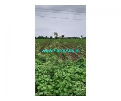 1.37 Acres Agriculture Land for Sale near Peddapally