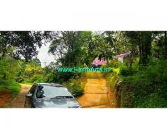 50 Cents Agriculture Land with House for Sale near Attapady