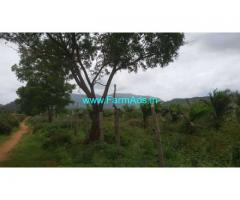 4.20 Acres Agriculture Land for Sale in Nanjangud road