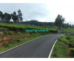 43.5 Cents Farm Land for Sale near Doddabetta