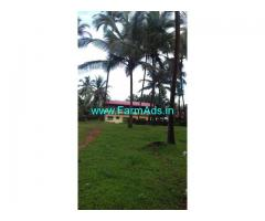 13 Cents Beach Side Land for Sale at Padubidri