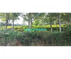 Lake view 20 Cents Farm Land Sale near Ooty
