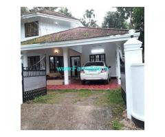 House in 10.5 Cents Land for Sale at Chalakudy