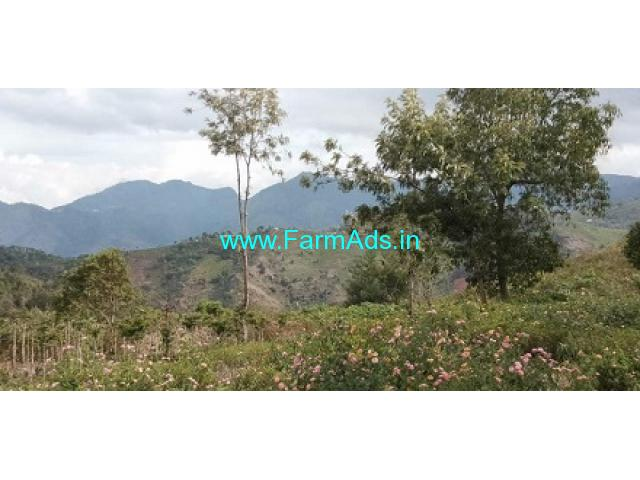 10.75 Cents Land for Sale near Coonoor