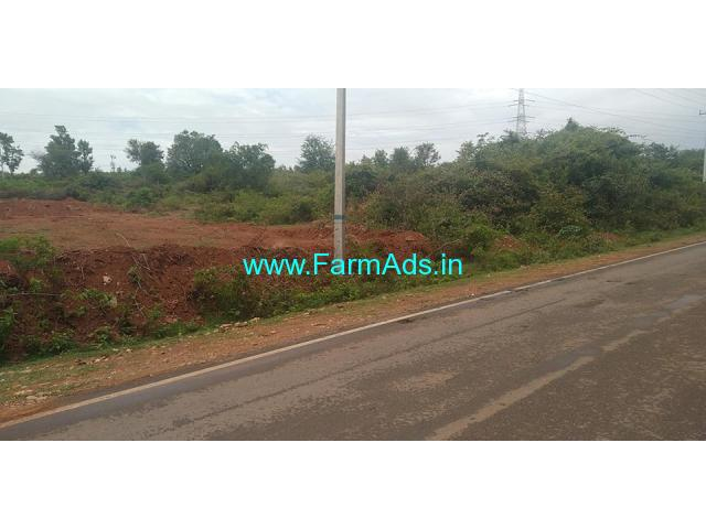 16 gunts Beautiful agricultural land for sale at Chiknayakanhalli Taluk