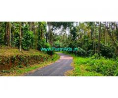 1.45 acres excellent plantation for sale in attappady, tar road frontage,