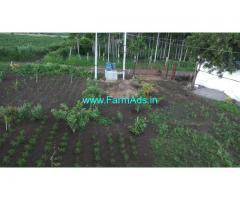 4.5 Acres Agriculture Land with Farm House for Sale near Sadashivpet