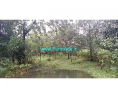 1 acre land for sale in Vagamon. 1 km from Vagamon town