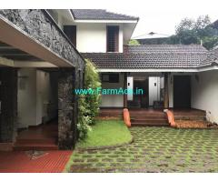 17 cent 3500sqft 4 bedroom house for Sale in Ernakulam Palarivattom Bypass