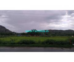 12 Gunta Agriculture Land for Sale near Chittoor, MG Brother Tractors