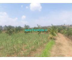 2.30 acres agriculture land for sale on Nanjangud road