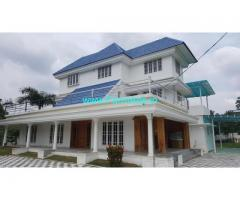 Fully Furnished villa in 20 cents Land for Sale  in Ernakulam