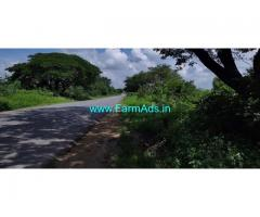 1 acre agriculture land for sale in Nandigama,NH44 Ramyapet