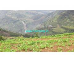 1.50 Acres farm land available for sale in kodaikanal mannavanur village