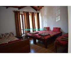 Homestay With 6 Acre Robasta Coffee land for sale at Mudigere