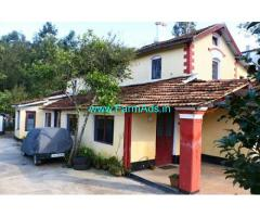 1.22 Acres Farm Land with Farm house for Sale in Kotagiri