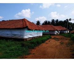 3 Acres Poultry Farm with Brick Factory for Sale near Magadi