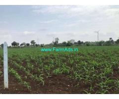 1 Acre 4 Gunta Farm Land for Sale near Shadnagar,Parigi Road