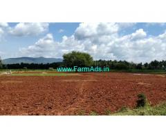 34 Gunta Farm land for sale near Malavalli, 2 KMS from Kanakapura road.