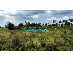 34 Gunta Farm land for sale near Malavalli, 2 KMS from Kanakapura road.