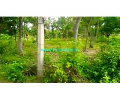 92 kunte farm land for sale 20 KMS from Channapatna town.