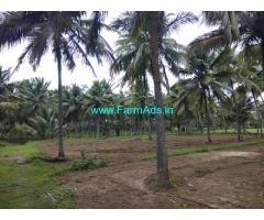 5 Acres Agriculture Land for Sale near Kinathukadavu