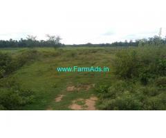 1 Acre 20 Guntas Agriculture Farm Land for sale at Amruthur, Kunigal Taluk