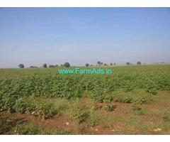 12 Acres Agriculture Land for Sale near Kurnool,K.C Canal