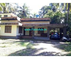 16.25 cent Land and Home with 4 bed room for sale at Iyyangol, Kasargod