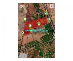 16.28 Acres Land for Sale besides IIT Kandi,Bombay Highway