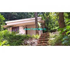 3.70 Acres Farm Land with Cottage for Sale near Mananthavady