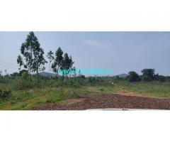 44.13 Acres Agricultural Land for sale at Chellapur Village, Dubbak Mandal