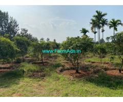 Mini cow farm 47.50 acres for sale near Mysore