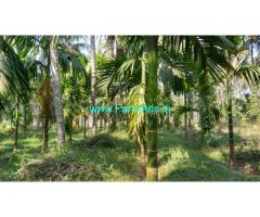 32 acres land with house  for sale yedapadav moodbidri route