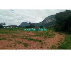 3.11 Acers farm land for sale at  Nandi hills - near Bangalore.