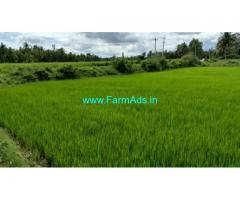 2.13 Acres agriculture land for sale 1.5km from mysore malavalli highway
