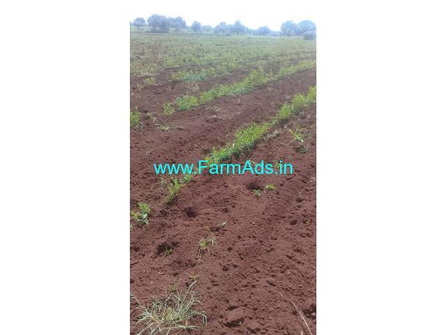 25 acre red soil agriculture land for sale at Humnabad. Bidar.