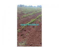 25 acre red soil agriculture land for sale at Humnabad. Bidar.