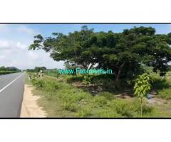 40 Acres Agriculture Land for Sale near Mahbubnagar,Banglore Highway