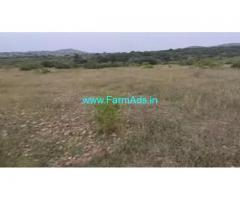 22 Acres Plain Farm land for sale at Madhugiri Taluk, Tumkur District