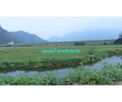 4.2 Acres Paddy Land for sale at Palani, Dindigul.
