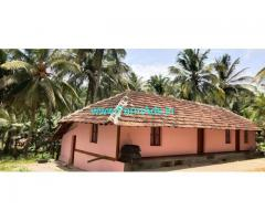 5 acres well maintained river side property for sale in attappady