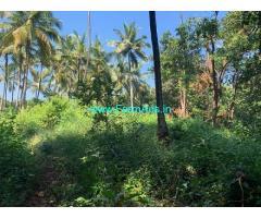 5850sq mt Land for Sale at Vagator - Goa