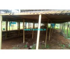 10 acre farm land for rent at Channapatna.