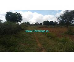 1 Acre 17 Guntas farm land for sale in Bogadhi-Gaddige Route, Mysore.